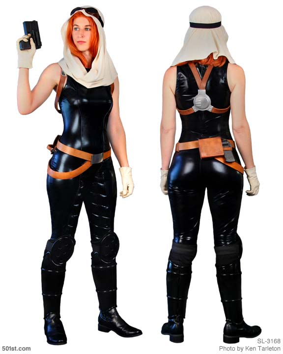 Costume Reference Library Mara Jade